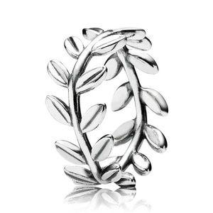 Pandora Laurel Wreath Ring sterling silver